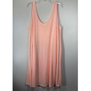 Loft | Beach Swing Tank Dress Cover-up